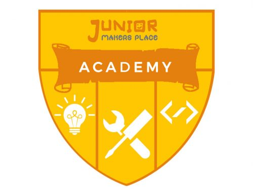 Lancement de la JUNIOR MAKERS PLACE ACADEMY !